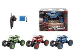 2.4G R/C Car W/Charger(3C)