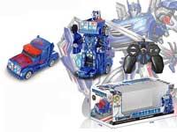R/C Transforms Car