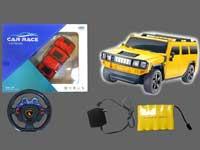 1:12 R/C Car 4Ways W/Charge