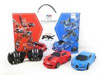 R/C Transforms Car(2in1)