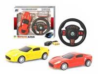 1:18 R/C Car 4Ways W/L_Charge