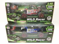 2.4G R/C Car W/Charger(2C)