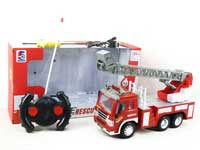 R/C Fire Engine 4Ways W/Charge