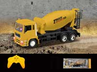 Remote control construction truck R/C mixer 8 ways toys