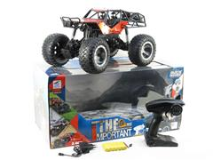 2.4G 1:10 R/C Car W/Charger(2C)