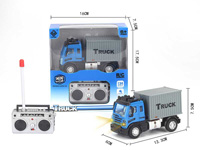 1:64 R/C Container Truck 4Ways W/L