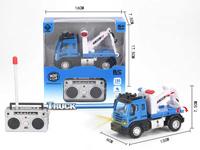 1:64 R/C Truck 4Ways W/L