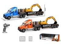 2.4G 1:14 R/C Container Car 4Way(2C)