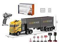 2.4G 1:16 R/C Container Truck 4Ways