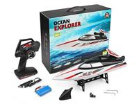2.4G R/C Speedboat toys