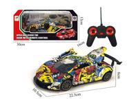 R/C Car 5Ways toys