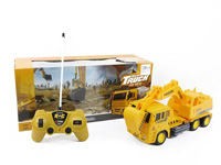R/C Construction Truck 4Ways W/L toys