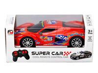 1:20 R/C Racing Car 4Way W/L(2C)