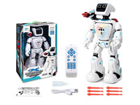 R/C Robot W/Charge toys