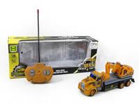 1:48 R/C Construction Truck 4Ways W/L