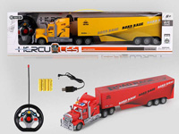 R/C Container Truck 4Ways W/L_Charge(2C) toys