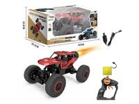 1:14 Die Cast Spray Car R/C W/Charge(3C) toys