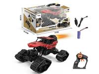 1:14 Die Cast Spray Car R/C W/Charge(4C) toys