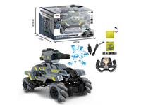 2.4G 1:12 R/C Car 13Ways W/Charger toys