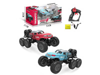2.4G 1:10 R/C Car W/Charge(2C) toys