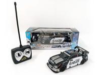 1:24 R/C Police Car 4Ways toys
