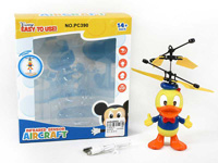 Induction Donald Duck toys