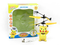 Induction Pikachu toys