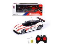 1:28 R/C Car 4Ways W/L_Charge(2S2C) toys