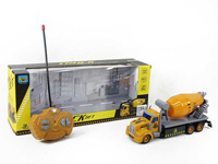 1:48 R/C Construction Truck 4Ways W/L
