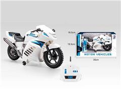 2.4G R/C Motorcycle toys