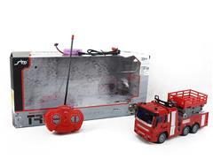 1:30 R/C Fire Engine 4Ways W/L_Charge