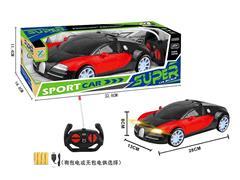 1:14 R/C Car 4Ways W/L_Charge(2C) toys