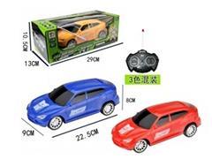 1:18 R/C Car 4Ways(3C) toys