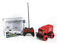R/C Fire Engine toys