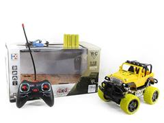 1:18 R/C Cross-country Car 4Ways W/L_Charge(2C)