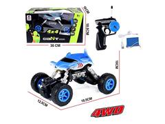 1:16 R/C 4Wd Cross-country Car 4Ways W/L_Charge(2C) toys