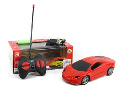 R/C Car 4Ways W/Charge(2S2C) toys