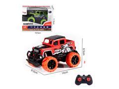 1:36 R/C Car 4Ways(2C) toys