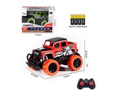 1:36 R/C Car 4Ways W/Charge(2C) toys