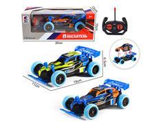 1:22 R/C Racing Car 4Ways(2C) toys