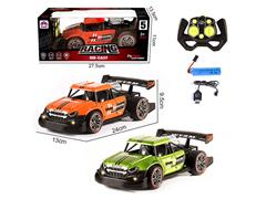 2.4G 1:16 Die Cast Racing Car 5Ways R/C W/L_Charge(3C) toys