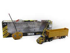 1:48 R/C Construction Truck 4Ways W/L_Charge