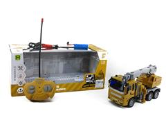1:30 R/C Construction Truck W/L_Charge