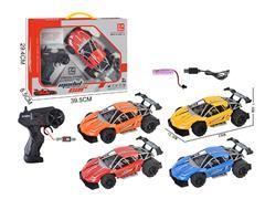 2.4G R/C Car 4Ways W/Charge(4C) toys