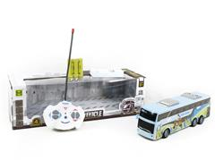 1:32 R/C Bus 4Ways W/L_Charge toys