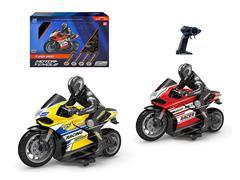 2.4G 1:10 R/C Motorcycle 4Ways(2C) toys