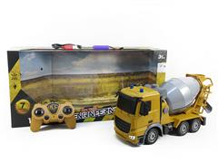 2.4G 1:24 R/C Construction Truck 7Ways W/L_Charge toys