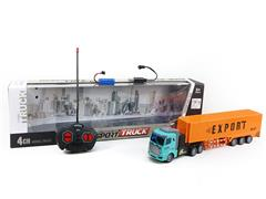 1:48 R/C Container Truck 4Ways W/L_Charge toys