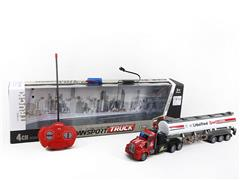 1:48 R/C Tank Truck 4Ways W/L_Charge toys