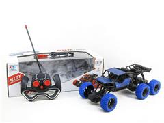 1:18 R/C Car W/Charge toys